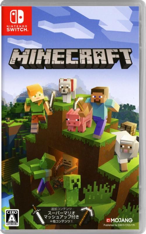 3980円以上で送料無料 中古 店内全品対象 Minecraftソフト:ニンテンドーSwitchソフト シミュレーション ゲーム ファクトリーアウトレット