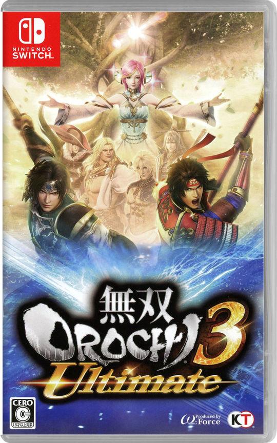 3980円以上で送料無料 中古 贈呈 お買い得 無双OROCHI3 ゲーム アクション Ultimateソフト:ニンテンドーSwitchソフト
