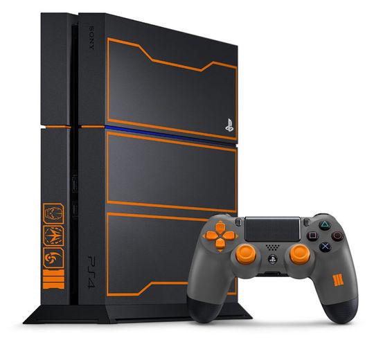 【中古】PlayStation4 コール オブ デューティ ブラックオプス3 リミテッドエディション 1TB (ソフトの付属は無し)
