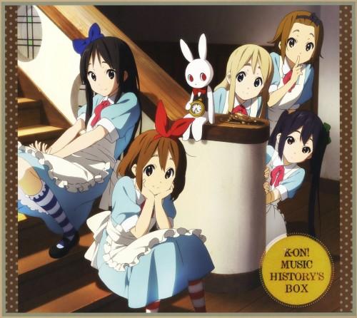 【中古】K-ON! MUSIC HISTORY'S BOX/アニメ・サントラ