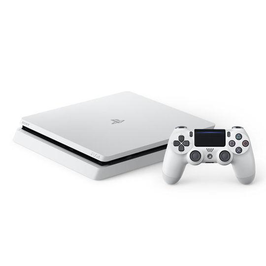 【新品】PlayStation4 CUH-2200BB02 グレイシャー・ホワイト 1TB