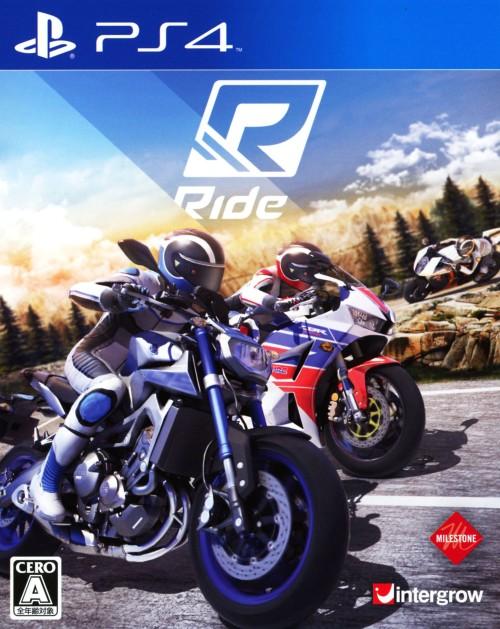 奉呈 お見舞い 3980円以上で送料無料 中古 RIDEソフト:プレイステーション4ソフト スポーツ ゲーム