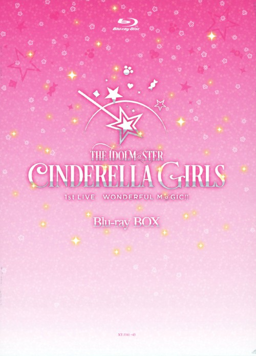 【中古】初限)THE IDOLM@…CINDERELLA GIRLS…BOX 【ブルーレイ】ブルーレイ/映像その他音楽