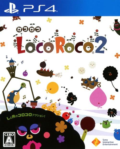 3980円以上で送料無料 中古 LocoRoco 爆売り 2ソフト:プレイステーション4ソフト アクション 宅配便送料無料 ゲーム