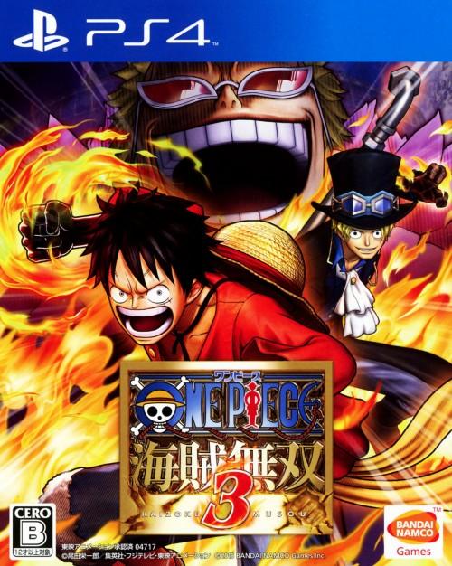 3980円以上で送料無料 人気の製品 中古 ONE PIECE 初売り 海賊無双3ソフト:プレイステーション4ソフト マンガアニメ ゲーム