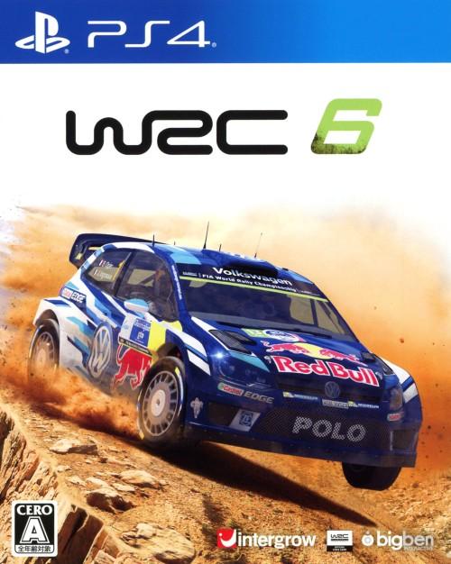 3980円以上で送料無料 中古 WRC6 爆売り FIA 超激安特価 スポーツ ゲーム ワールドラリーチャンピオンシップソフト:プレイステーション4ソフト