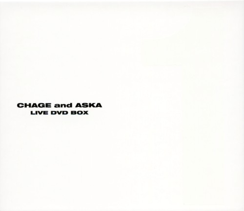 【中古】1.CHAGE and ASKA LIVE BOX 【DVD】/CHAGE and ASKA