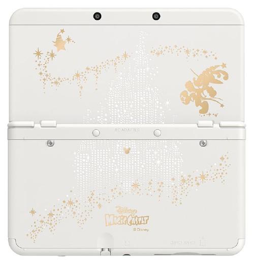 【中古】ディズニー マジックキャッスル マイ・ハッピー・ライフ2 Newニンテンドー3DS同梱パック (同梱版)