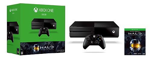 【中古】Xbox One 500GB (Halo: The Master Chief Collection 同梱版) (5C6-00098)
