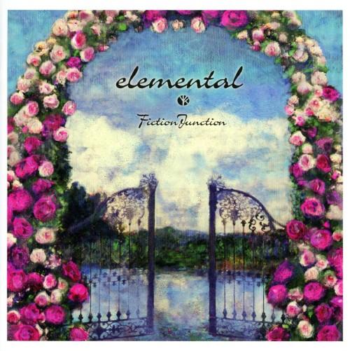 <title>マーケット 3980円以上で送料無料 中古 elemental FictionJunctionCDアルバム アニメ</title>