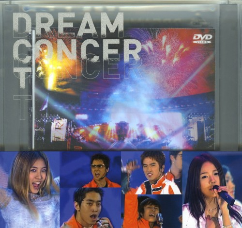 【中古】DREAM CONCERT 【DVD】/BoA