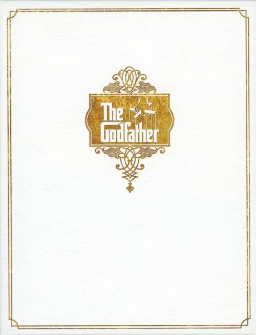 【中古】ゴッドファーザー 製作40周年記念 BD・コレクターズ・ED 【ブルーレイ】/マーロン・ブランドブルーレイ/洋画アクション