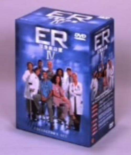 【中古】初限)ER 緊急救命室 4th コレクターズセット 【DVD】/アンソニー・エドワーズ