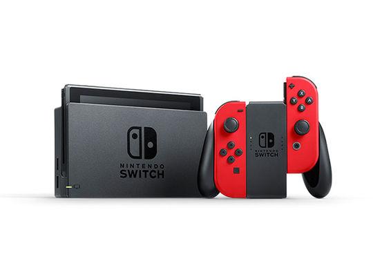 【SOY受賞】【箱説あり・付属品あり・傷なし】Nintendo Switch スーパーマリオ オデッセイセット (ソフトの付属は無し)ニンテンドーSwitch ゲーム機本体
