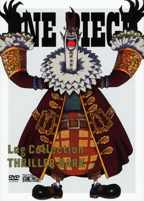 【中古】期限)ONE PIECE Log Co… 「THRILLER BARK」 【DVD】/田中真弓