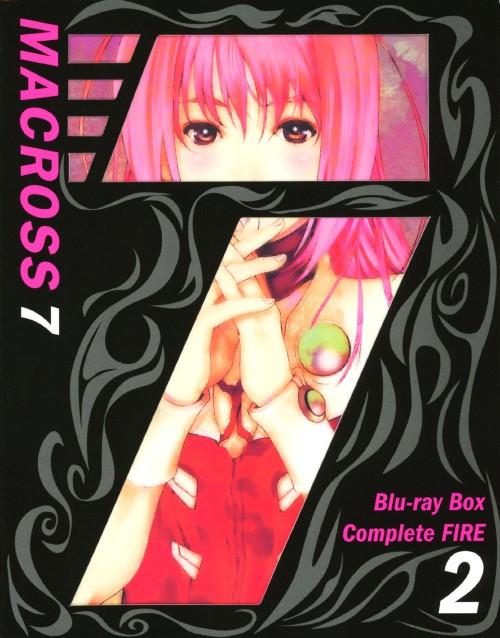 【中古】2.マクロス7 Box Complete FIRE 【ブルーレイ】/林延年ブルーレイ/SF