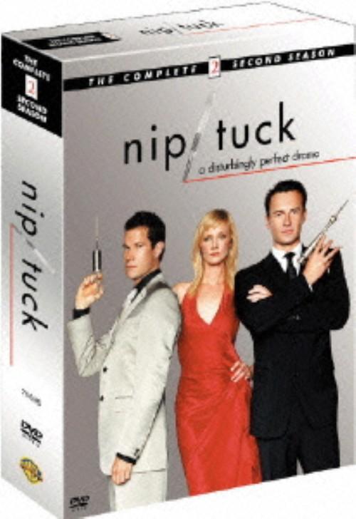 【中古】nip/tuck マイアミ整形外科医 2nd BOX 【DVD】/ディラン・ウォルシュDVD/海外TVドラマ