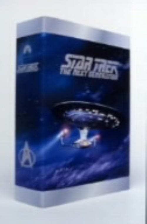 【中古】初限)新スタートレック コンプリート 1st BOX 【DVD】/パトリック・スチュワートDVD/洋画SF