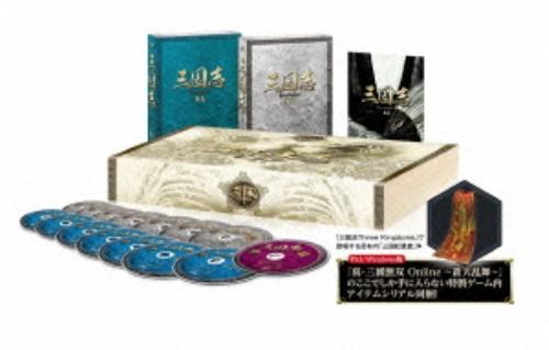 【中古】初限)後.三国志 Three Kingdoms BOX (完) 【DVD】/チェン・ジェンビン