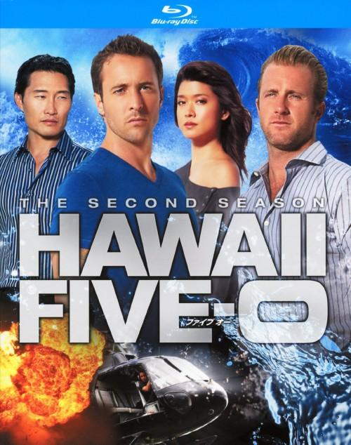 【中古】HAWAII FIVE-0 2nd BOX 【ブルーレイ】/アレックス・オロックリン