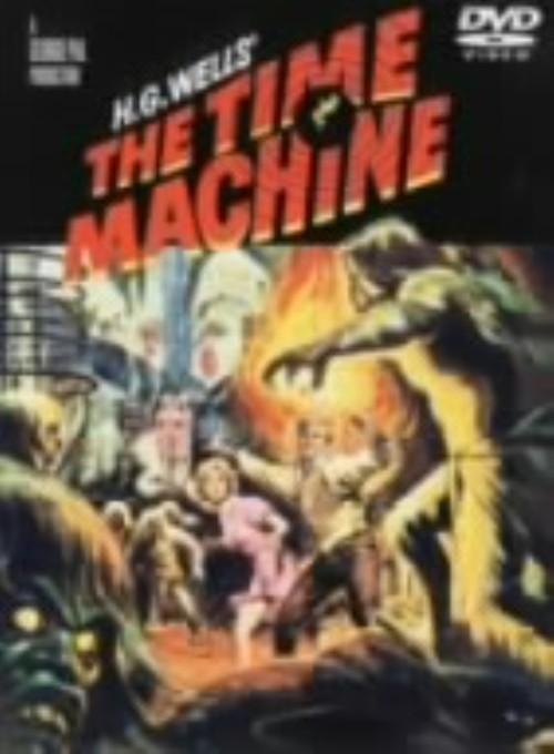毎週更新 3980円以上で送料無料 中古 期限 マーケット タイム マシン 1960 ロッド テイラーDVD 洋画SF 特別版 DVD