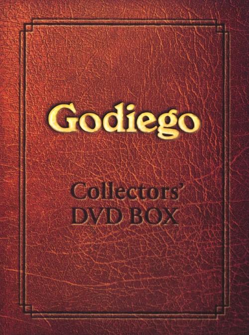 【中古】Godiego Collectors' BOX 【DVD】/ゴダイゴDVD/映像その他音楽