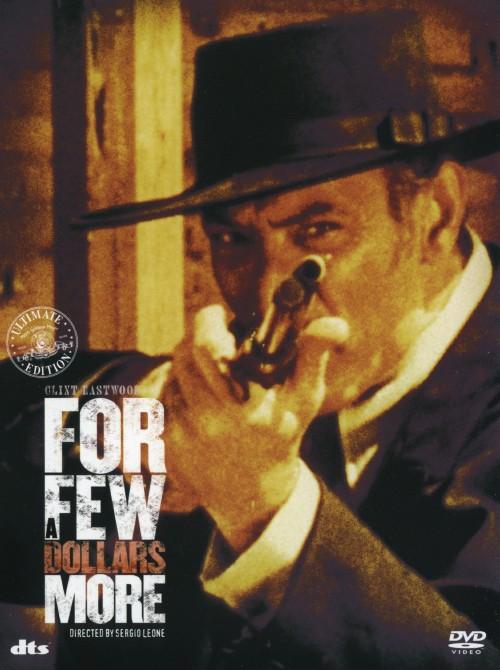 3980円以上で送料無料 上質 中古 夕陽のガンマン アルティメット ED DVD 洋画西部劇 クリント イーストウッドDVD 割引も実施中