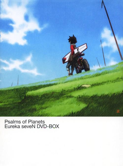 【SOY受賞】【中古】初限)交響詩篇エウレカセブン BOX 【DVD】/三瓶由布子DVD/SF