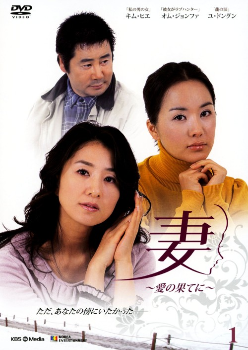 【SOY受賞】【中古】3.妻 愛の果てに BOX (完) 【DVD】/キム・ヒエDVD/韓流・華流