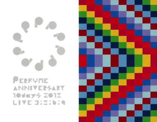 【4000円以上で送料無料】 【中古】初限)Perfume Anniversary 10days 2015… 【ブルーレイ】/Perfumeブルーレイ/映像その他音楽