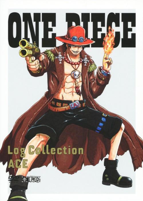 【中古】ONE PIECE Log Collection 「ACE」 【DVD】/田中真弓DVD/コミック