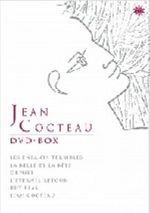 【中古】ジャン・コクトーBOX 【DVD】DVD/洋画ドラマ