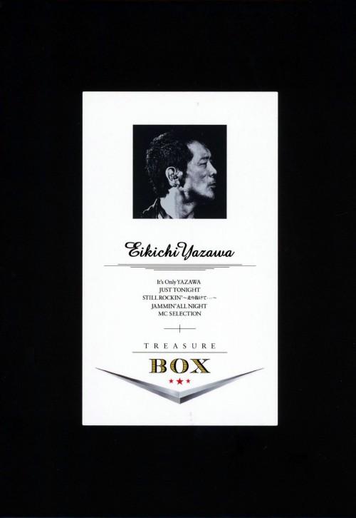 【SOY受賞】【中古】矢沢永吉/TREASURE BOX 【DVD】/矢沢永吉DVD/映像その他音楽