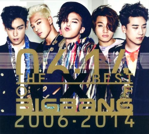 本店 オンラインショップ 3980円以上で送料無料 中古 THE BEST OF 2006-2014 BIGBANGCDアルバム ワールドミュージック BIGBANG