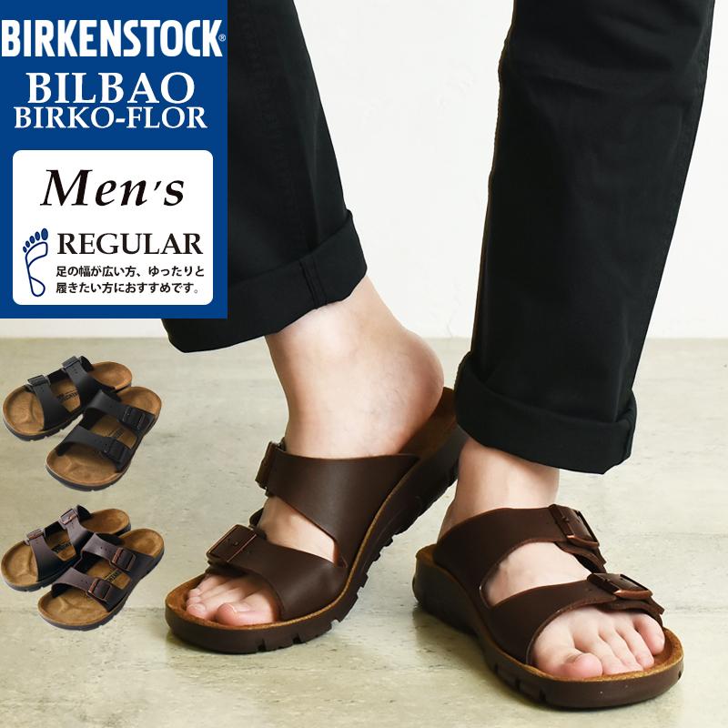 ビルケンシュトック BIRKENSTOCK Bilbao Bilbao regular fitting men sandals sports sandals waterproofing BILBAO