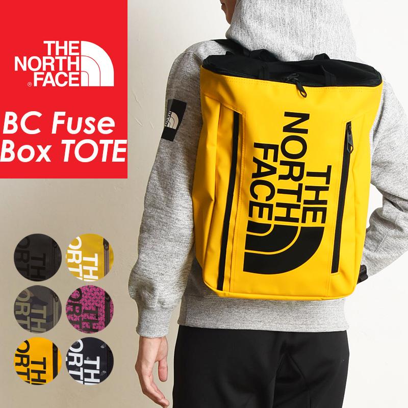 ラッピング無料 ノースフェイス THE NORTH FACE BCヒューズボックス トート BC Fuse Box Tote レディース メンズ バックパック リュックサック かばん 鞄 バッグ 19L 2WAY 軽量 NM81956