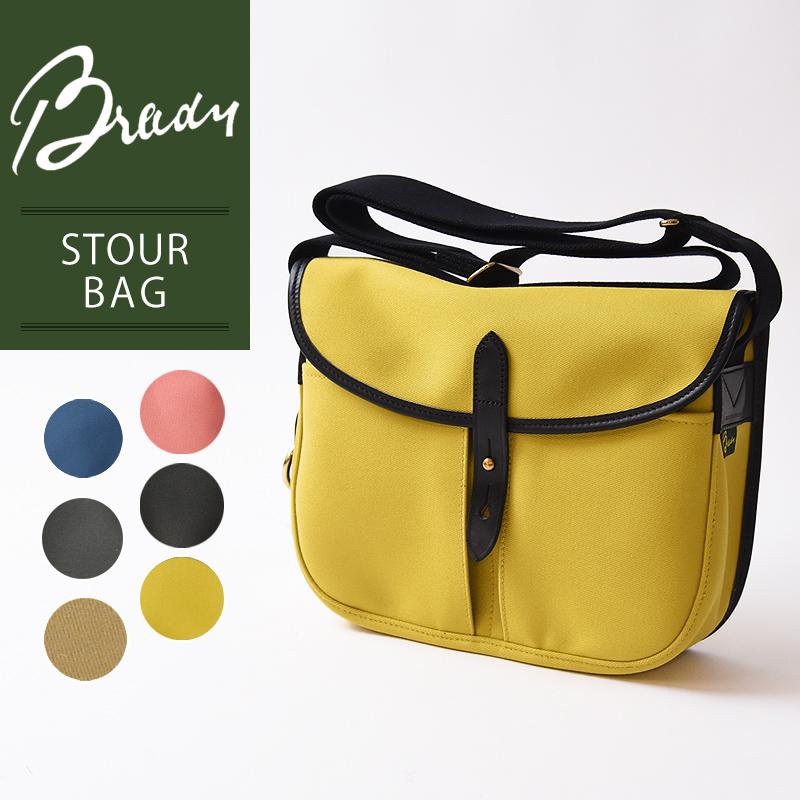 ラッピング無料 ブレディ BRADY STOUR ストア ショルダーバッグ レディース メンズ 斜めがけ 軽量 STOUR 鞄 かばん バッグ