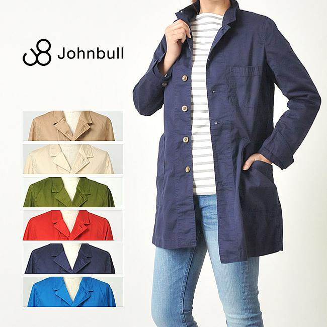 【クリアランス セール30%OFF】ジョンブル Johnbull スプリングコート ショップコート AL811