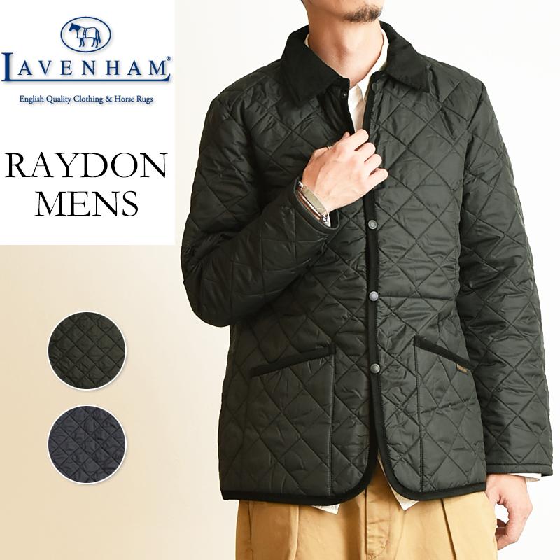 【正規取扱店】ラベンハム LAVENHAM レイドン メンズ RAYDON MENS キルティングジャケット コート RAYDON-5