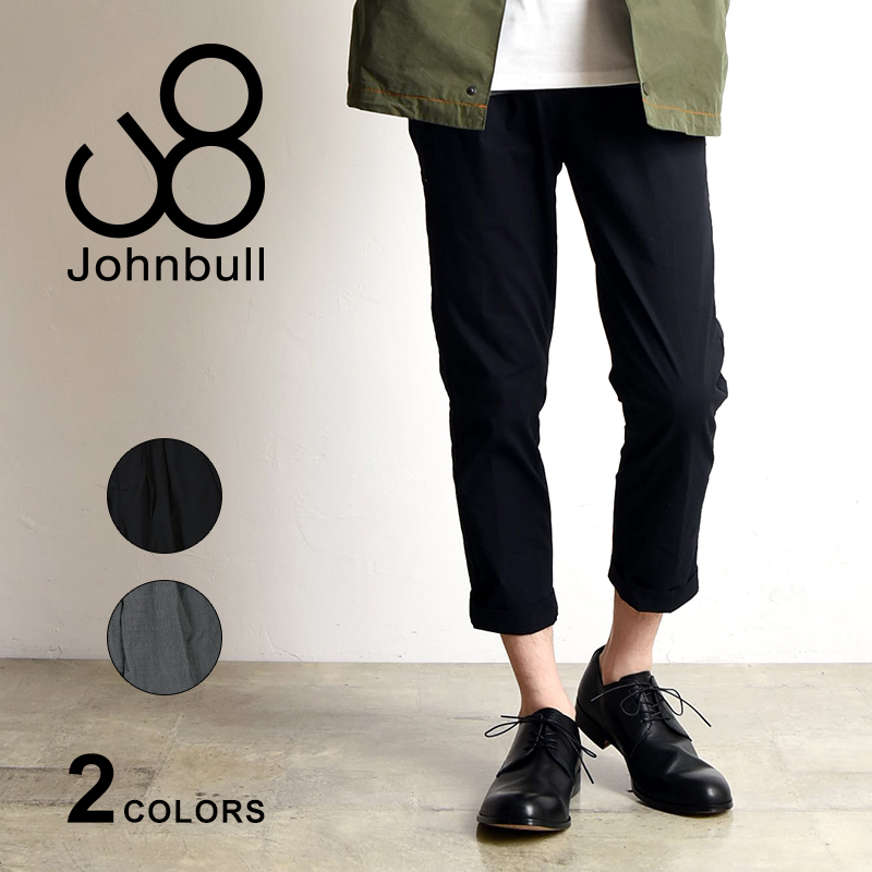 裾上げ無料 ジョンブル Johnbull メンズ ファンクション イージーパンツ メンズ 21150 トラウザー