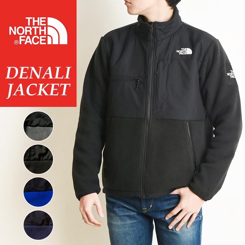 国内正規品 2019秋冬新作 ノースフェイス THE NORTH FACE デナリジャケット フリースジャケット メンズ NA71951 Denali Jacket