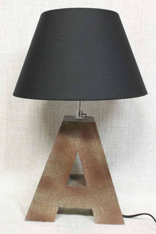 未使用 アウトレット 送料無料 アウトレット家具 トラスト Baque de Loop 黒 ギフト tlp-a テーブルスタンド ブラック インテリア 照明