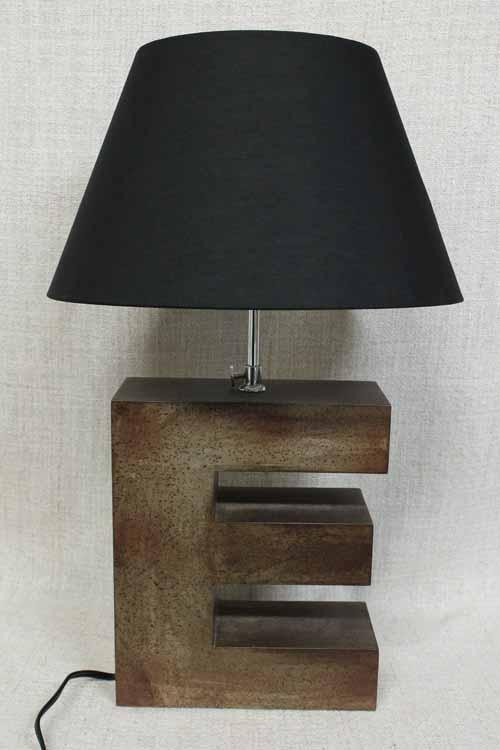 ●商品名:【新品】 Baque de Loop フロアライト テーブルスタンド tlp-e インテリア 照明 ブラック 黒