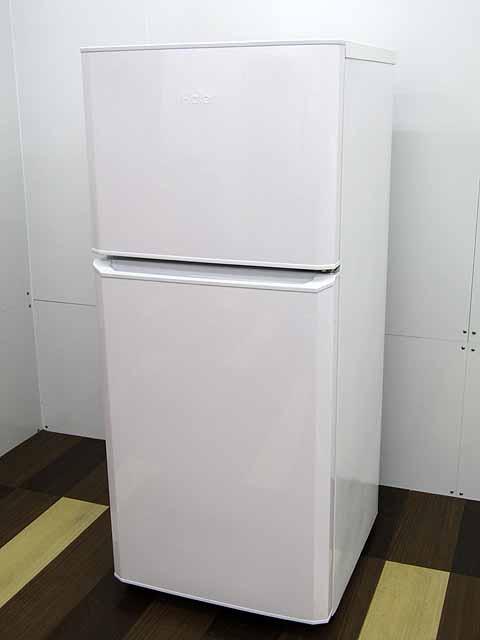 【あす楽】【中古冷蔵庫】ハイアール 冷凍冷蔵庫 JR-N121A 121L 2ドア ホワイト 2017年製 【S】 中古冷蔵庫 家電 キッチン家電 1~2人用 小型 激安 1人暮らし