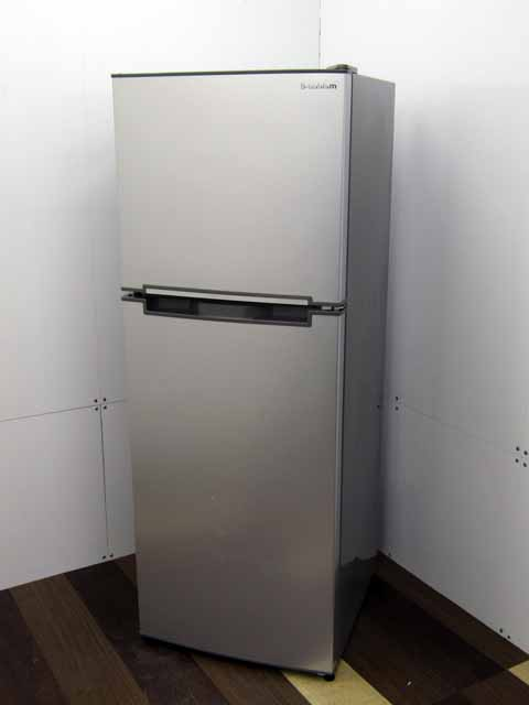 【あす楽】【中古】【冷蔵庫】Aステージ 2ドア 138L WR-2138SL シルバー 2018年製 【S】 中古 冷凍冷蔵庫 家電 キッチン家電 1人用 小型 価格 安い おすすめ 人気 激安 1人暮らし