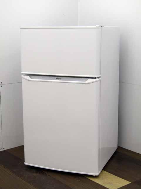期間限定特価 中古 アウトレット 冷蔵庫 ランキングTOP10 Haier 2ドア 85L ホワイト 右開き 耐熱トップテーブル 2019年製 状態:A ハイアール JR-N85C SS 家電 小型 価格 キッチン おすすめ キッチン家電 冷凍冷蔵庫 バリュー商品 人気 1人用 SSサイズ 安い 激安
