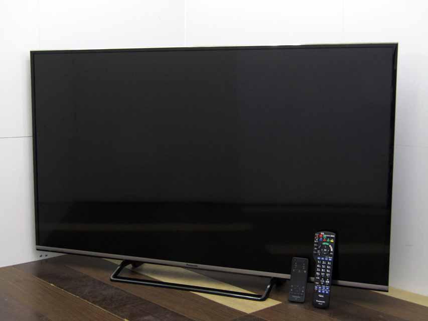 【中古 液晶テレビ】パナソニック ビエラ TH-55CX700 55V型 外付けHDD 録画対応 フルハイビジョン 4K対応 ブラック 2015年製 価格 安い おすすめ