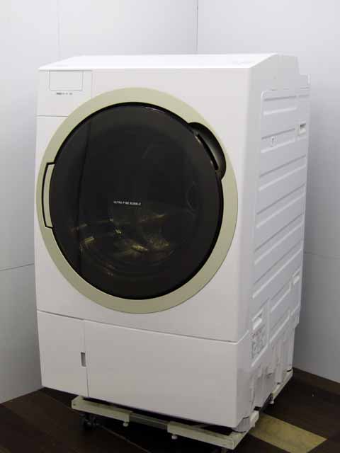<title>中古洗濯機 東芝 TW-117X6L W ドラム式 洗濯乾燥機 TOSHIBA ZABOON 洗濯11kg 乾燥7kg 左開き グランホワイト 2018年製 状態:A 中古 洗濯機 家電 ファミリー向け サイズ 大型 激安 価格 爆安プライス 安い おすすめ 乾燥機能付き</title>