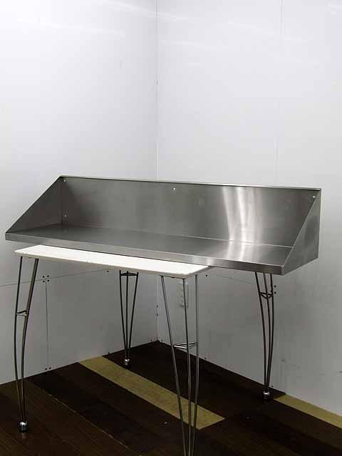 メーカー在庫限り品 中古 キッチン 専門店 調理器具 業務用厨房機器 ステンレス 直接引取り歓迎 平棚