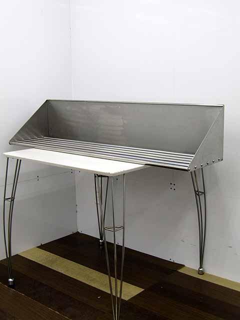 中古 キッチン 流行のアイテム 調理器具 在庫一掃売り切りセール 業務用厨房機器 ステンレス パイプ棚 直接引取り歓迎
